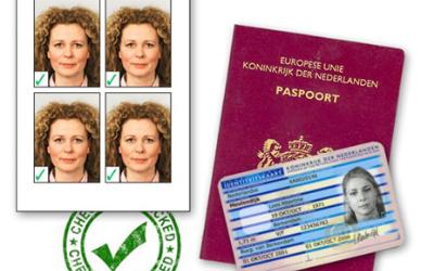Pasfoto nodig? Maak gebruik van onze pasfotoservice